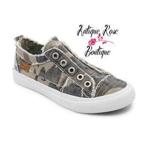 Blowfish Malibu's Play Camo Fashion Sneaker